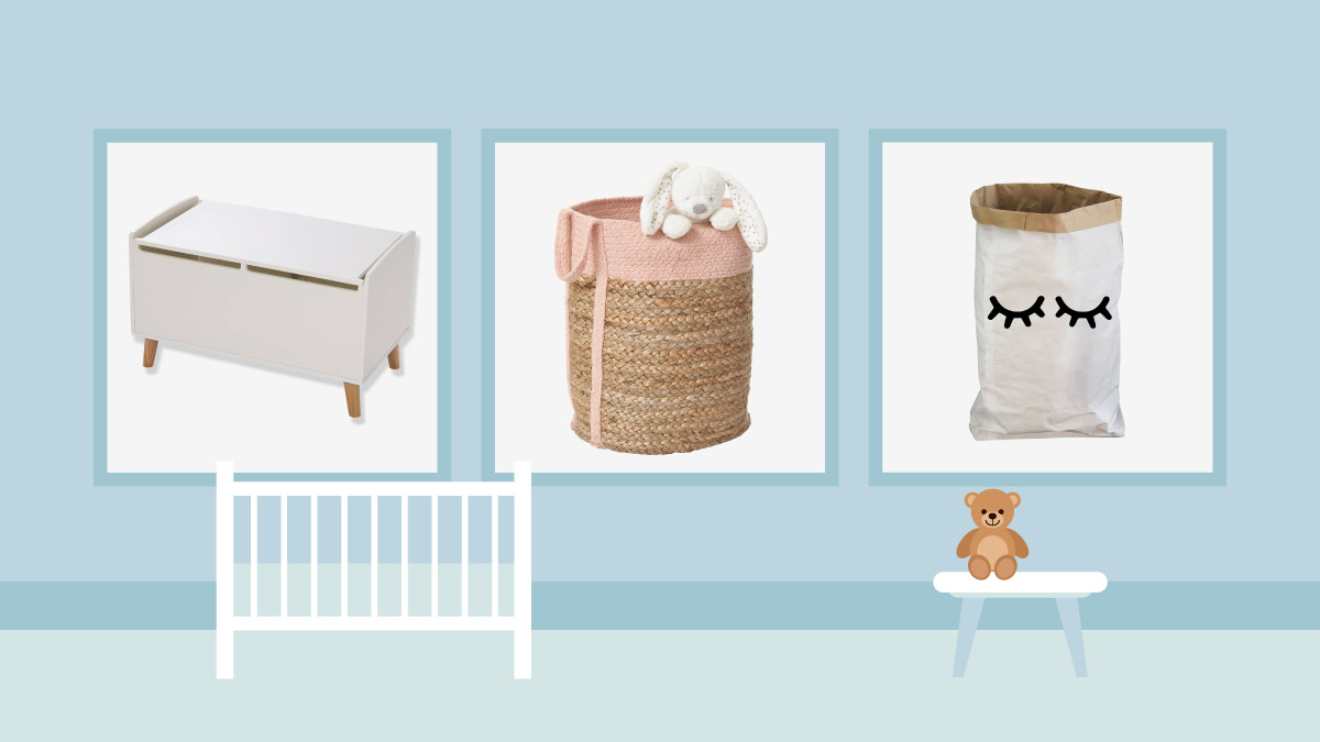 Sugestões amorosas para decorar um quarto de criança