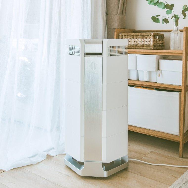 A importância da qualidade do ar na saúde das famílias