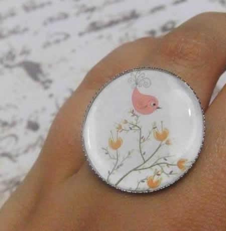 Um anel personalizado