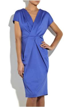 Jil SanderCap-sleeve cotton-jersey dress