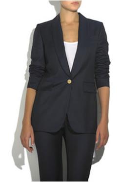 Stella McCartneyTailored wool-blend jacket