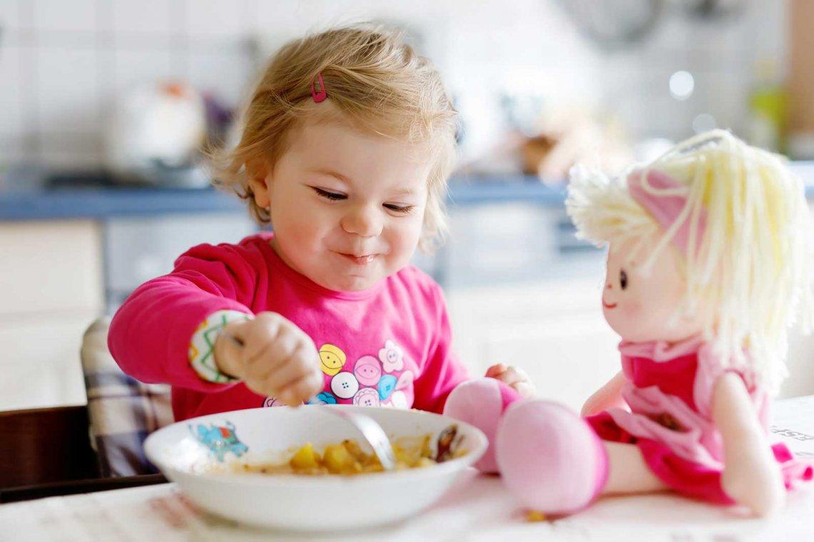 Diversificação alimentar - Artigo de mae para mae