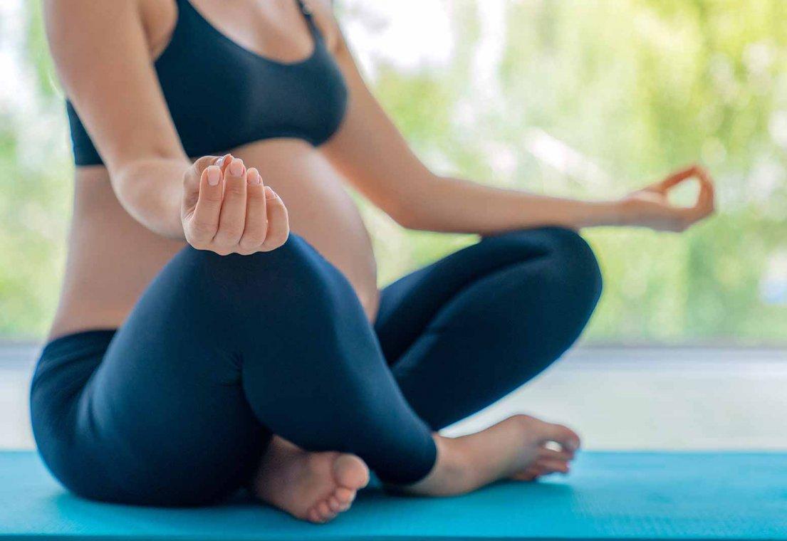 Os Benefícios do Yoga na Gravidez