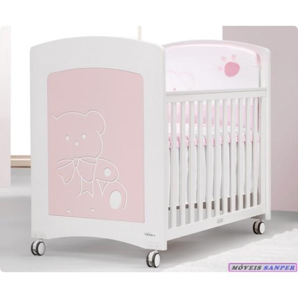 Mobilia trama kiaro ursinho algu m comprou de m e - Camas para bebe ...