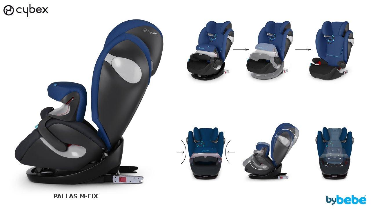 cadeira auto cybex pallas 2 fix de m e para m e. Black Bedroom Furniture Sets. Home Design Ideas