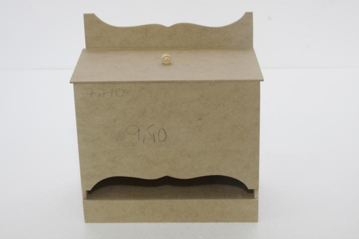 Caixotes Madeira - Caixas Madeira em Artesanato no Mercado