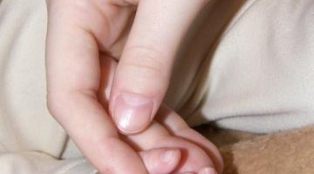 massagem ao bebé