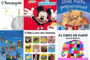 Livros para bebés