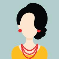 Retrato de Nídia Cruz