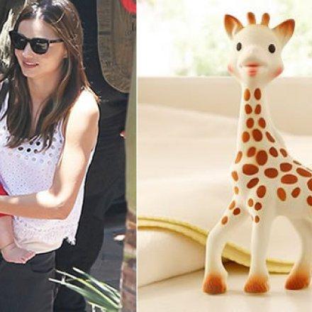 Brinquedos e celebridades