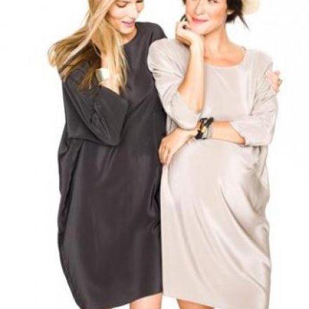 Sugestões de roupas de grávida