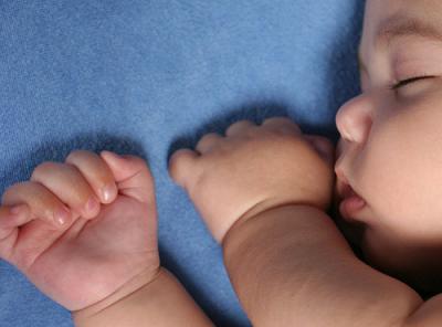 bebé a dormir