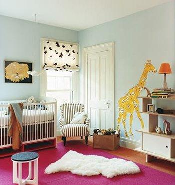 Como decorar um quarto de bebé  De Mãe para Mãe
